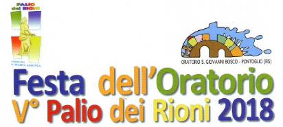 Festa dell'Oratorio 2018